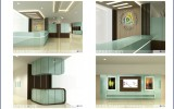 Interior Rumah Sakit Orthopedi Citraland Surabaya